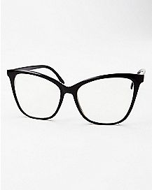 Cat Eye Fake Glasses