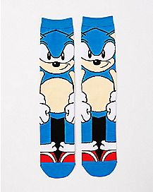 Sonic The Hedgehog Crew Socks - Sega