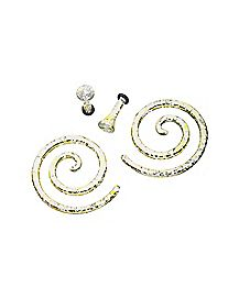 Multi-Pack Plug and Spirals - 2 Pair