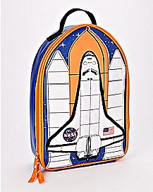 NASA Rocket Lunch Box