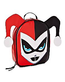 Harley Quinn Lunch Box - DC Comics