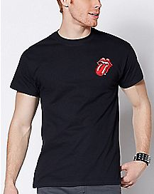 Logo The Rolling Stones T Shirt