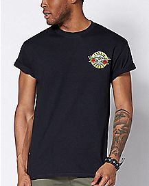 Logo Guns N' Roses T Shirt