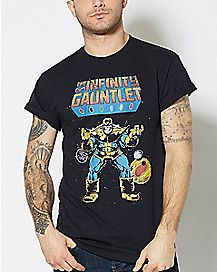 The Infinity Gauntlet T Shirt - Marvel