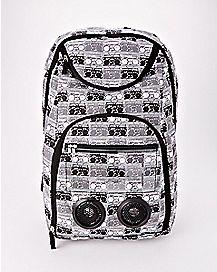 Boombox Audio Backpack