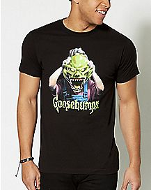 Haunted Mask Goosebumps T Shirt