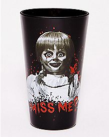 Annabelle Pint Glass - 16 oz.