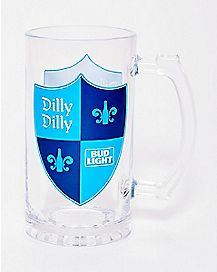 Crest Dilly Dilly Beer Mug 16 oz. - Bud Light