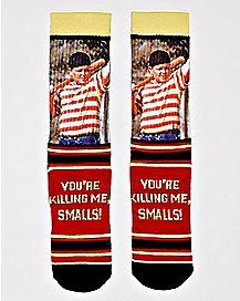 You're Killing Me Smalls Crew Socks - The Sandlot