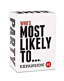 Who's Most Likely To Expansion Pack