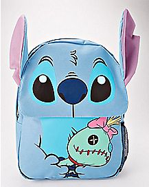 3D Scrump and Stitch Backpack - Disney