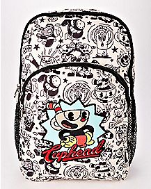 Cuphead Backpack