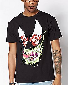 Venom Spider-Man T Shirt - Marvel