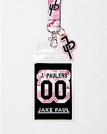 Jake Paul Lanyard