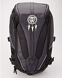 Black Panther Built Up Backpack - Marvel