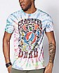 Tie Dye Grateful Dead T Shirt