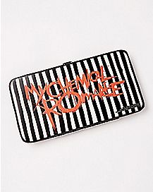 Striped My Chemical Romance Hinge Wallet