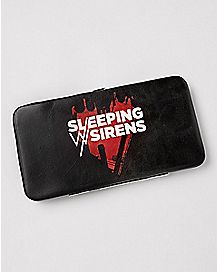 Sleeping With Sirens Hinge Wallet