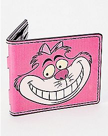 Cheshire Cat Bifold Wallet - Disney