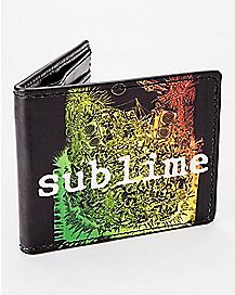 Rasta Sublime Bifold Wallet