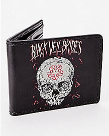 Black Veil Brides Bifold Wallet
