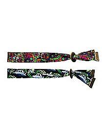 Groovez Festival Bracelets -  Rick & Morty