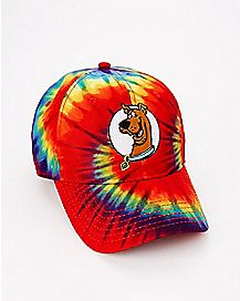 Tie Dye Scooby Doo Dad Hat