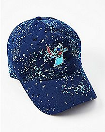 Paint Splatter Stitch Dad Hat - Disney
