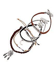 Wanderlust Dream Catcher Bracelets