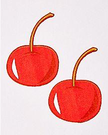 Edible Cherry Pasties