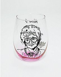 The Golden Girls Stemless Wine Glass - 20 oz.