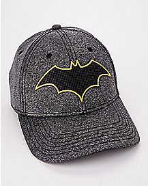 Rubber Logo Batman Flex Hat - DC Comics