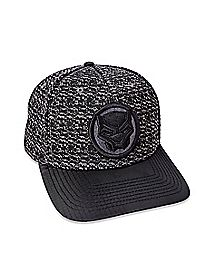 Black Panther Snapback Hat - Marvel