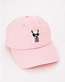Llama Dad Hat