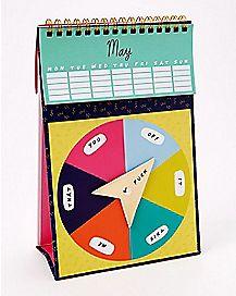Optional Fucks Perpetual Calendar