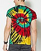 Tie Dye Stay High T Shirt