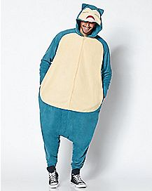 Snorlax Pajama Costume - Pokemon