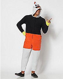 Cuphead Pajama Costume