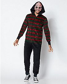 9ece4538a89 Freddy Krueger Pajama Costume - Nightmare on Elm Street