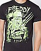 Freddy A Nightmare On Elm Street T Shirt