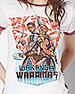 Wakanda Warrior T Shirt - Black Panther