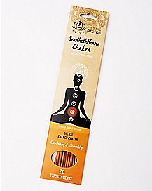 Creativity and Sexuality Incense Sticks - 20 Pack
