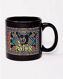 Black Panther Coffee Mug 20 oz. - Marvel