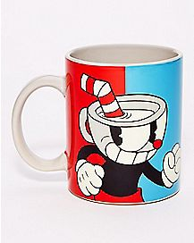 Cuphead Sound Coffee Mug - 16 oz.
