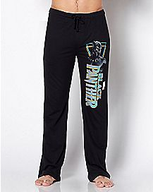 Black Panther Lounge Pants - Marvel