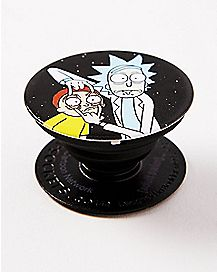 Rick and Morty Popsocket