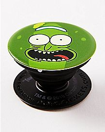 Pickle Rick Popsocket - Rick and Morty