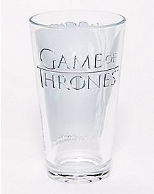 Game Of Thrones Pint Glass - 16 oz.