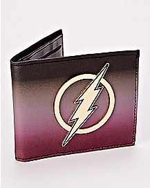Ombre The Flash Bifold Wallet - DC Comics
