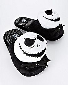 Jack Skellington Slippers - The Nightmare Before Christmas